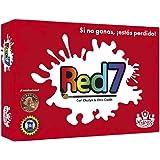 Tranjis Games - Red7, juego de cartas (tgr7)
