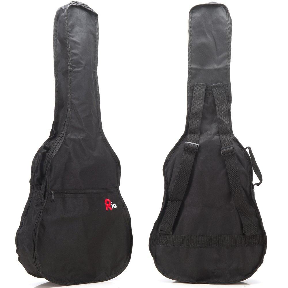 SVI 3/4 Classical Guitar Carry Case Bag Cover Gigbag - New 39