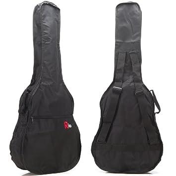12676cc4054 Rio 3/4 Classical Guitar Carry Case Bag Cover Gigbag - New: Amazon ...