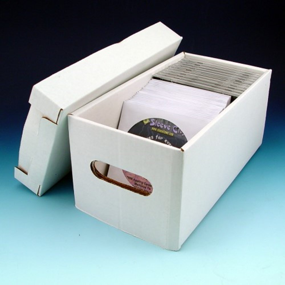 & Amazon.com: Diskeeper Ultimate CD Storage Box: Electronics