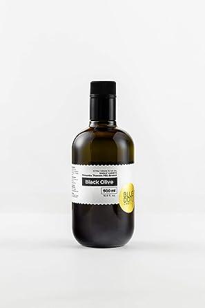 cheap for discount 5c08d 1680b BLACK OLIVE - hochwertiges natives Olivenöl extra (Extra Virgin Olive Oil)  aus schwarzen Oliven