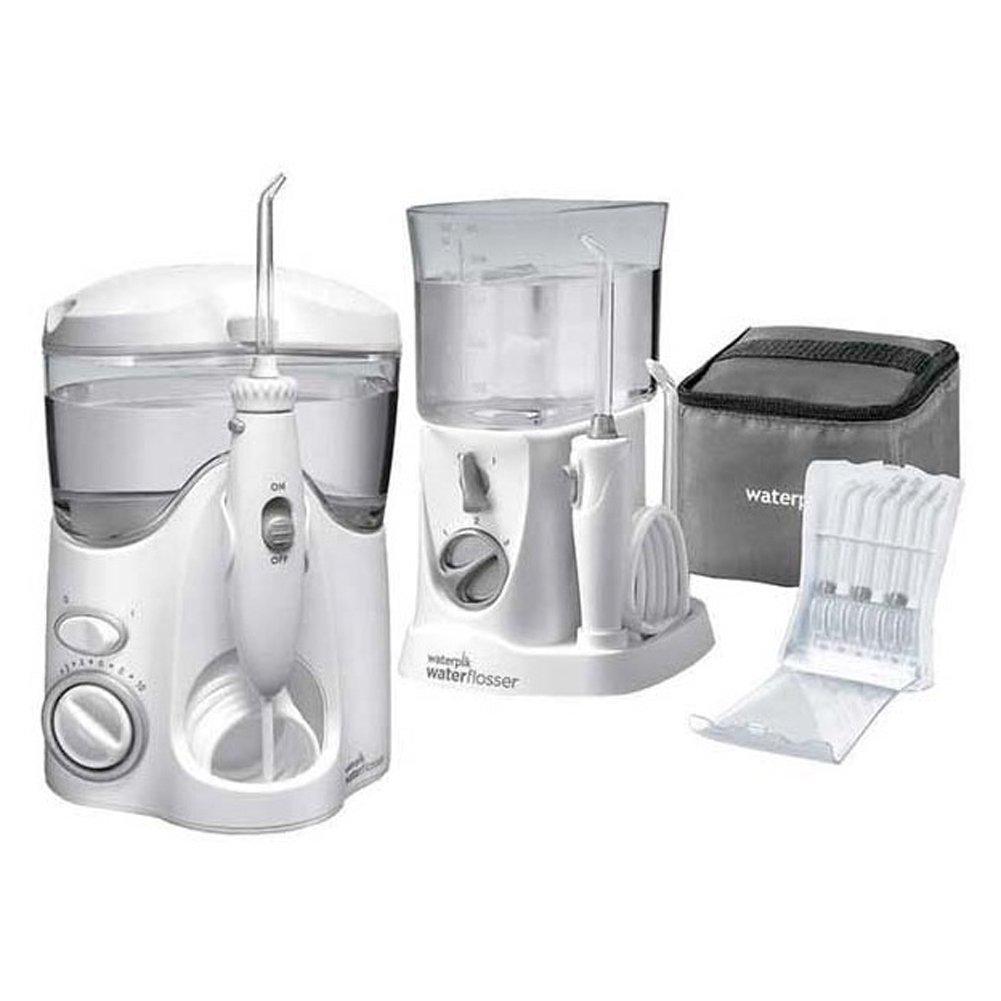 Waterpik Waterflosser Oral cleanser WP-140 / WP-310 with 12 tips by JISAM TRADE (Image #1)