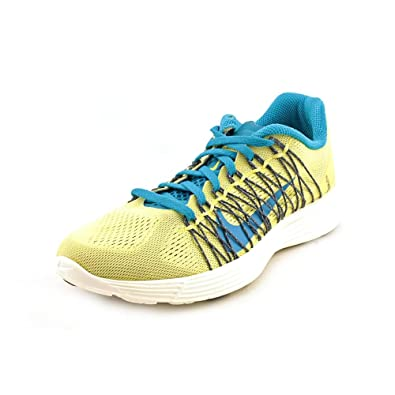 online retailer 91f7f 42288 Nike Lunarlon Fitsole for Wome s (5, Blue Yellow)