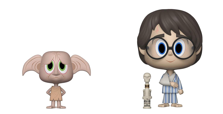 """Harry /& Dobby-Nuovo!!! Harry Potter Funko vynl 4/"""" 2-Pack"""