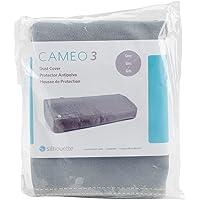 Silueta de América cover-cam3-gry Silhouette Cameo 3Polvo Cover-Grey