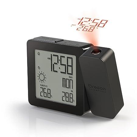 Oregon Scientific Proji Radio Controlled Projection Clock With
