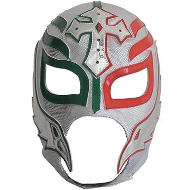 Rey Mysterio Semi-Professional Lucha Libre Mask Adult Luchador Mask