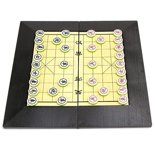 Juego de ajedrez Chino Juego de ajedrez magnético Familia Niños ...