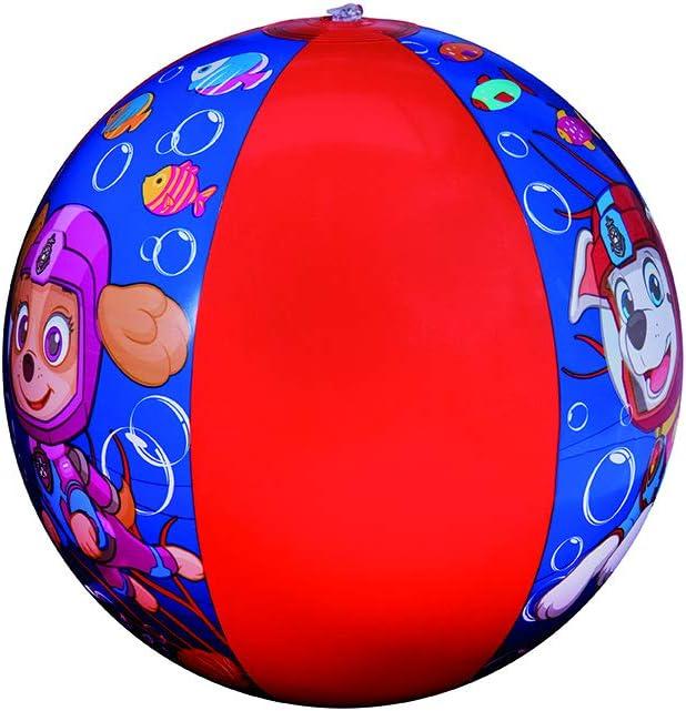 Nickelodeon, Pat Patrulla niña 45749 Pelota de Playa Hinchable ...