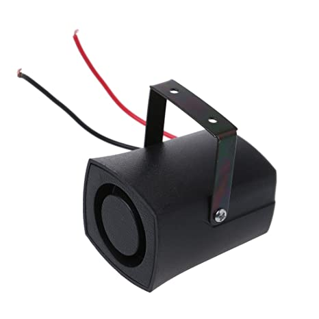 Cuigu Alarma de Emergencia DC 12 V avisadores para sensores ...
