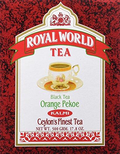 Royal World Orange Pekoe Kalmi Black Tea, 500 Gram