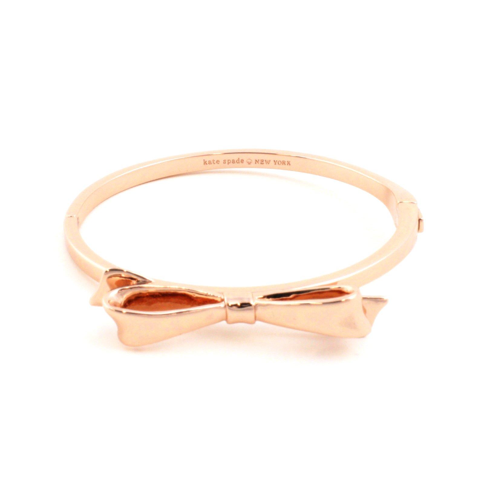 Kate Spade New York Love Notes Bangle Hinged Bracelet