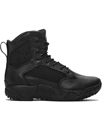 8c791b26c48 Men's Military Tactical Boots | Amazon.com