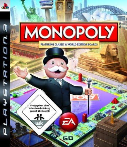 Monopoly - Mit Classic und World Edition [Importación alemana]: Amazon.es: Videojuegos