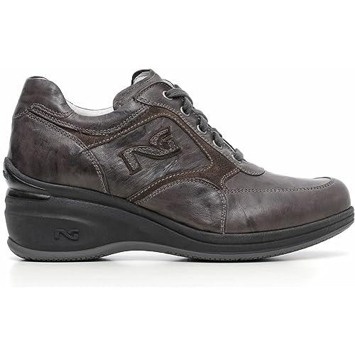 Nero Giardini - Zapatillas de Terciopelo para mujer beige TóRTOLA beige Size: 37: Amazon.es: Zapatos y complementos