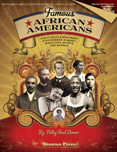 Famous African Americans: Eight People Who Made a Difference in Music, Inventions, Sports, and Science (Book/CD) pdf