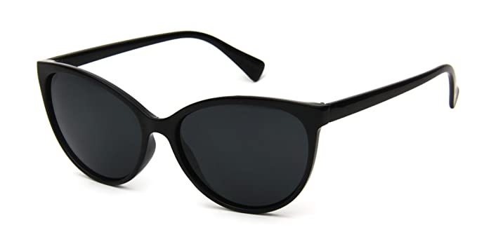 29eb9732e4 Amazon.com  Tantino Polarized Cat Eye Fashion Designer Sunglasses ...