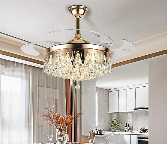 42Inch Crystal Ceiling Fan