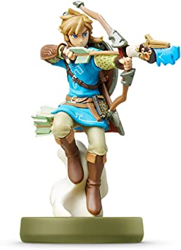 Amiibo Link Archer - Legend of Zelda Breath of the Wild series Ver. [Switch / Wii U] [Japan Import]: Amazon.es: Juguetes y juegos
