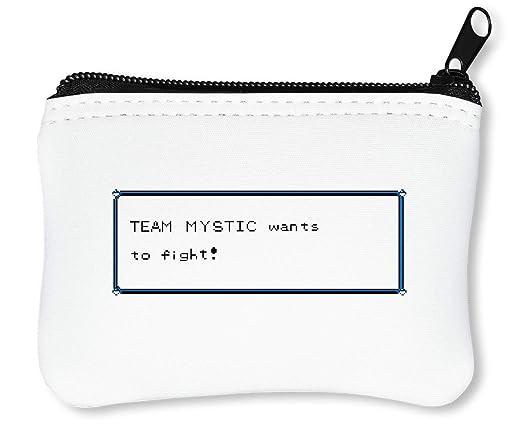 Team Mystic Want To Fight Pokemon GO Billetera con ...