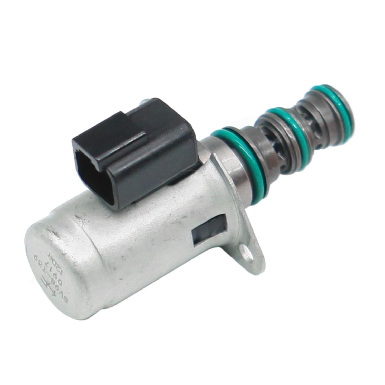 Válvula Solenoide Sv98-T39s 580037013 12V para Carretilla Elevadora Hydraforce 1505 12Dr Jcb 3Cx 4Cx 5Cx 214 215 Ss620 Ps760 Ps720 Ss640 Ps745 Ss740 Tg300 Ps750 Tch660 excavadora de orugas cT60 cT80