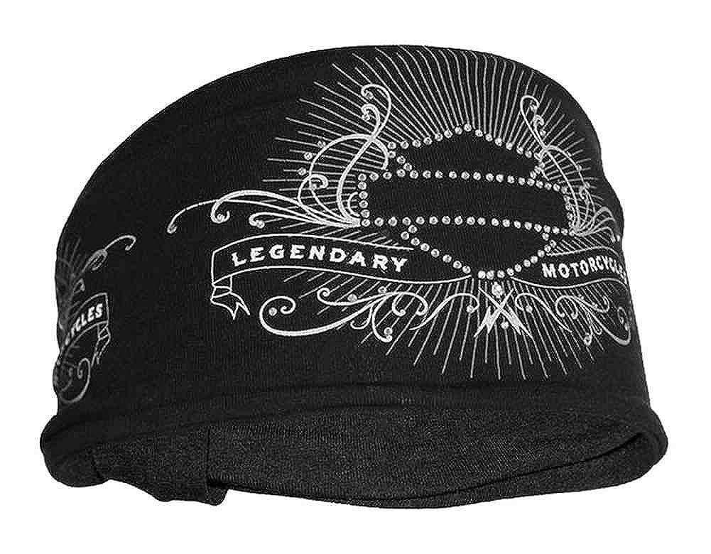 Harley-Davidson Women s Studded Wild   Free Bar   Shield Headband ... 7e38fd9e45f