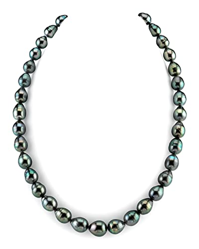 Fine Jewelry 9-12mm Genuine South Sea & Tahitian Pearl 18 Strand Necklace 5Tz3O5EFeo