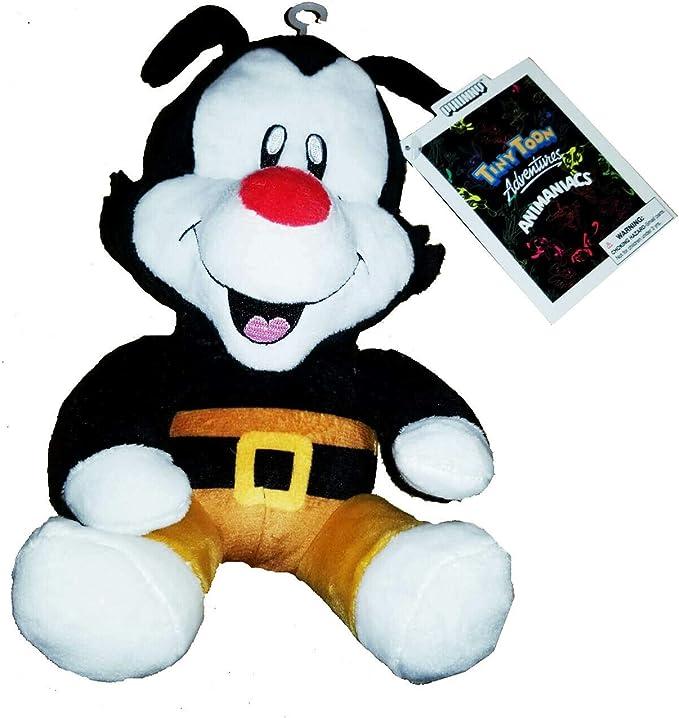 Kidrobot phunny Animaniacs Plush Figure NOUVEAU Toys Peluches-Wakko