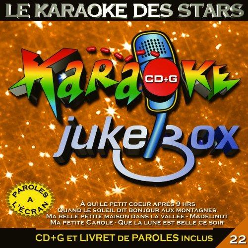 V22 Karaoke Juke Box Le Karaoke Unidisc Music Francais Special Interests