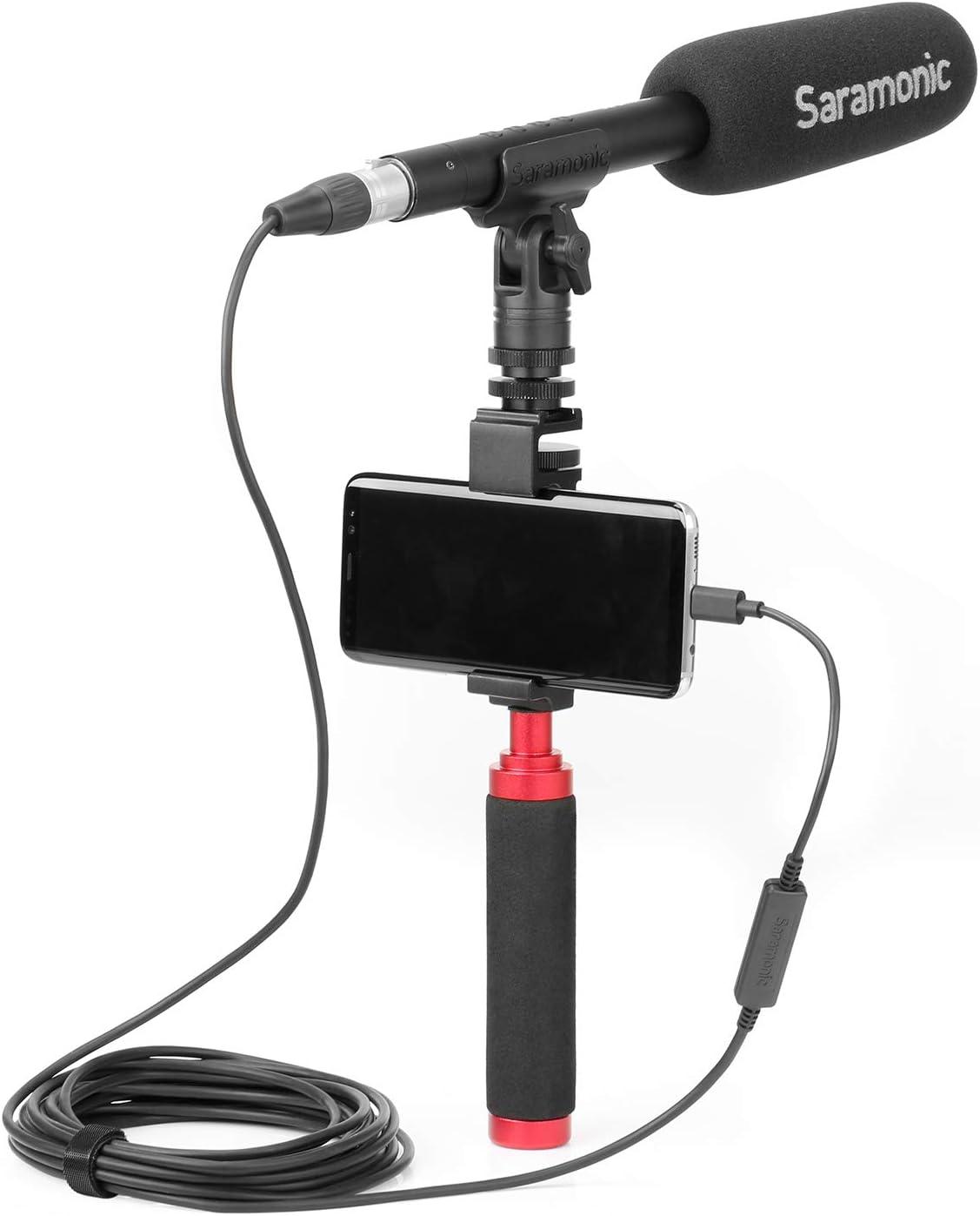 Saramonic XLR3-F naar USB-C Adapter UTC-XLR