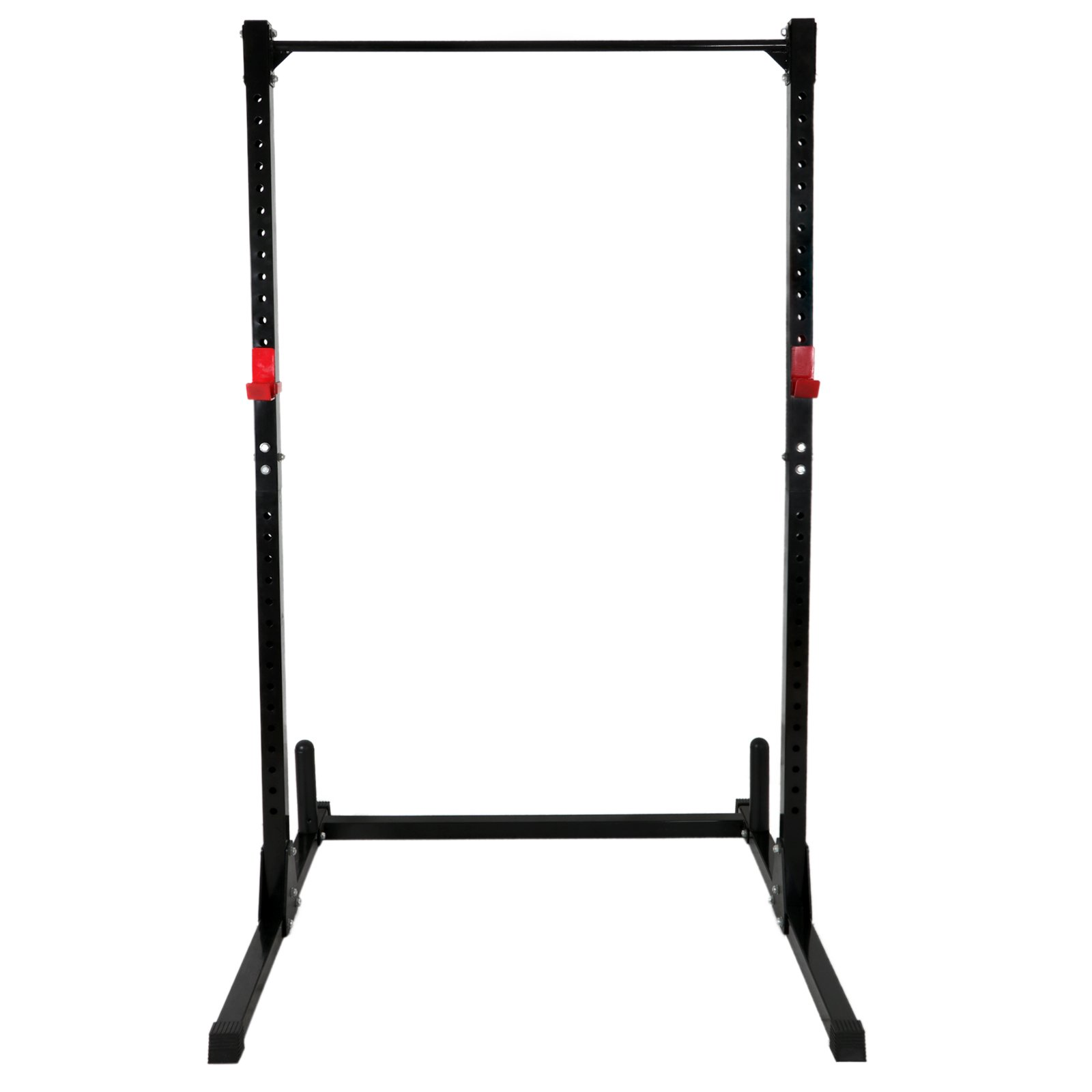 BBBuy Strength Power Lifting Rack Squat Bench Deadlift Curl Pull Up Cage Weight Stand Power Rack by BBBuy