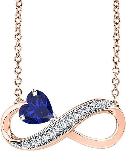 Mia Diamonds 14k Rose Gold 21mm Domed Heart Locket