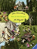 Mein Wimmelbuch: Hier in den Bergen