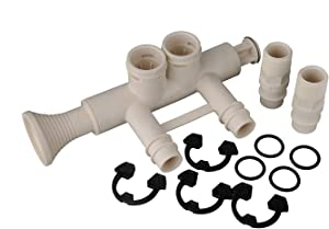 "Water Softener 1"" Replacement Bypass Valve Assembly Kit - Part # 7345396"