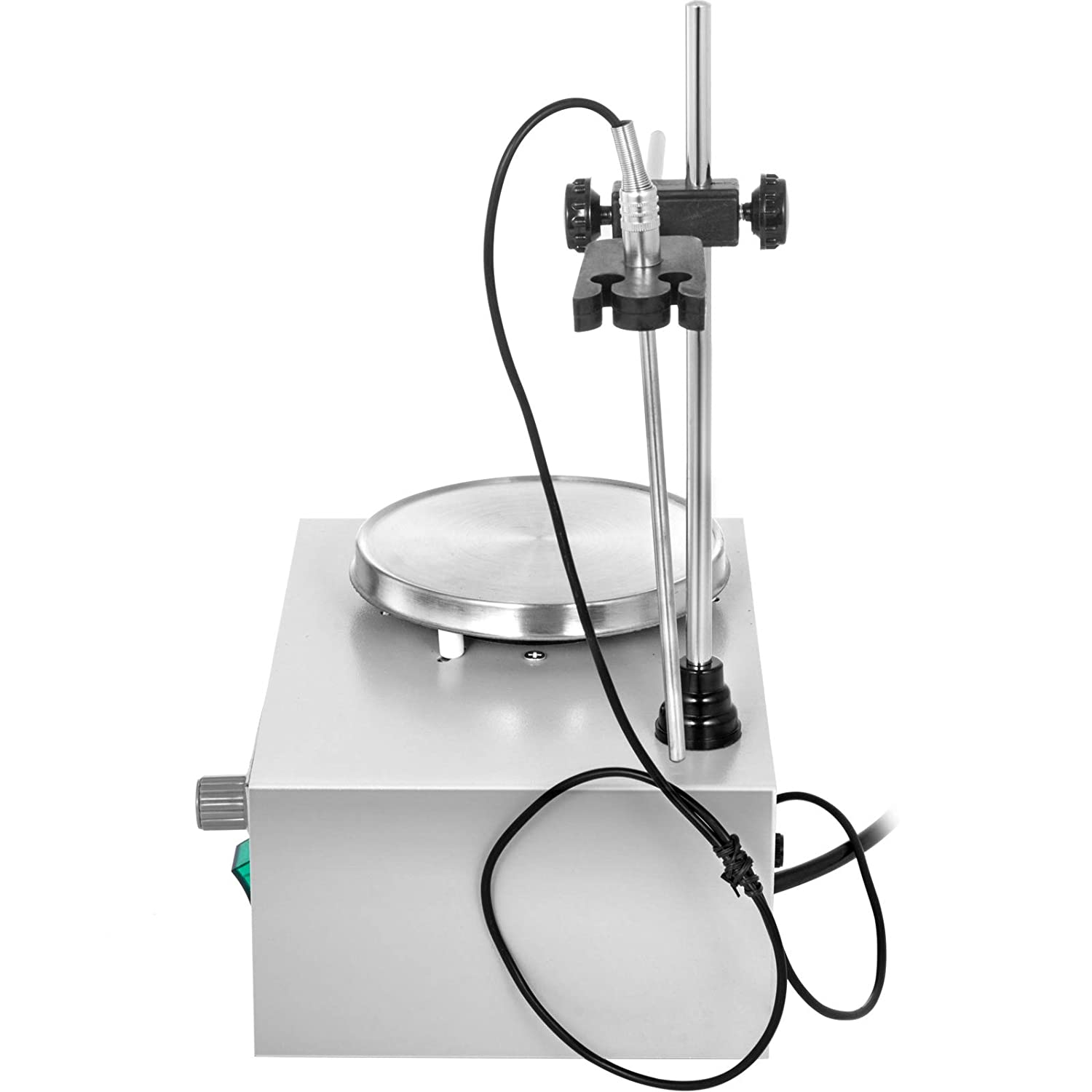 VEVOR 85-2 Magnetic Stirrer Laboratory Magnetic Stirrer Hotplate 1000ml Mixing Capacity with Heating Plate Heating Mixer Digital Display