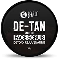 Beardo De-Tan Face Scrub (100 gm)