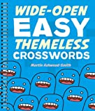 img - for Wide-Open Easy Themeless Crosswords: 72 Relaxing Puzzles (Easy Crosswords) book / textbook / text book