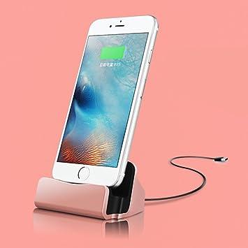 0ceb710dc8 iPhone 充電スタンド アイフォン USBケーブル付き スタンド iPhone X iPhone8 iPhone7 Plus iPhone SE  アイホン
