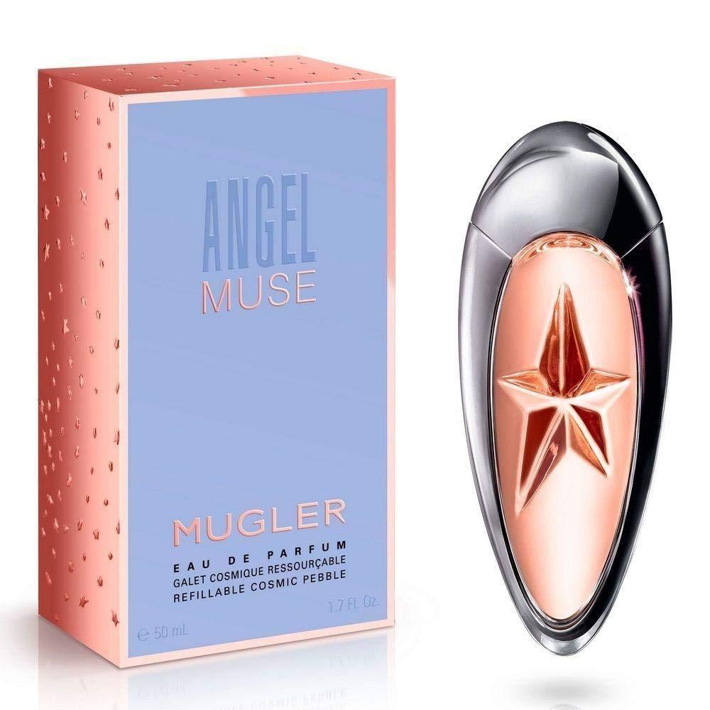 THIERRY MUGLER Angel Muse Eau de Parfum for Women, 1.7 Ounce