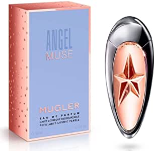 Thierry Mugler Angel Muse Women Eau de Perfume Refill, 50ml