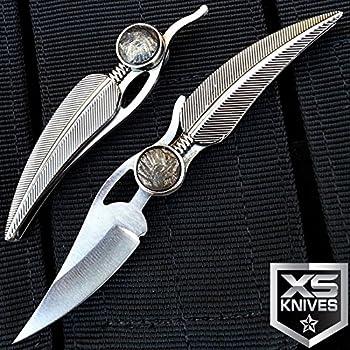 Amazon.com: Moon Knives - Cuchillo de bolsillo para guardar ...
