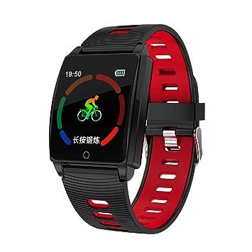 Fuibo Smartwatch Fitness Tracker, Resistente al Agua IP67 ...