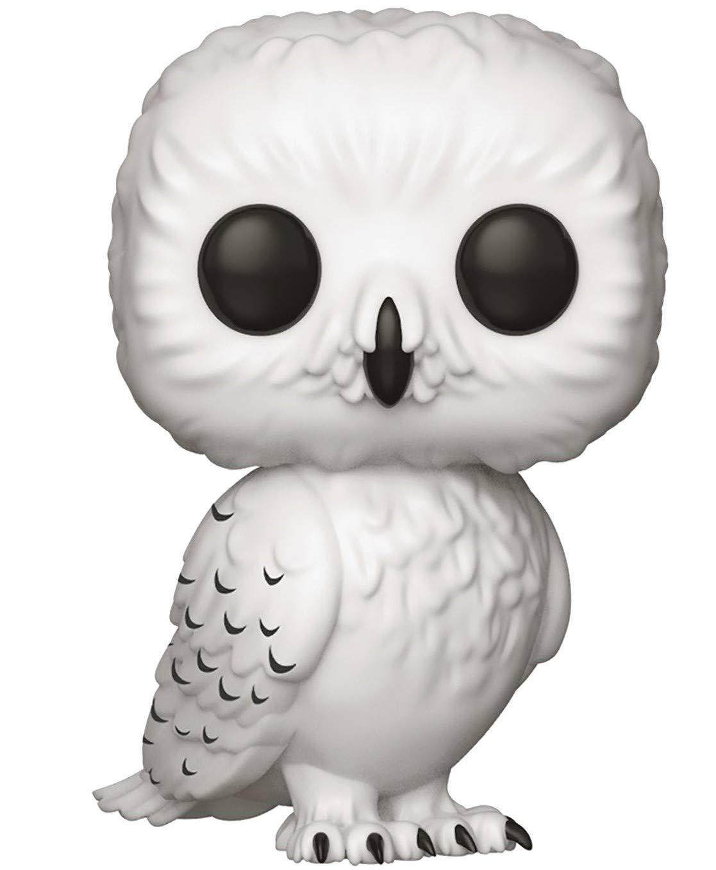 Hedwig HARRY POTTER Owl Includes Compatible Pop Box Protector Case Funko Pop Vinyl Figure