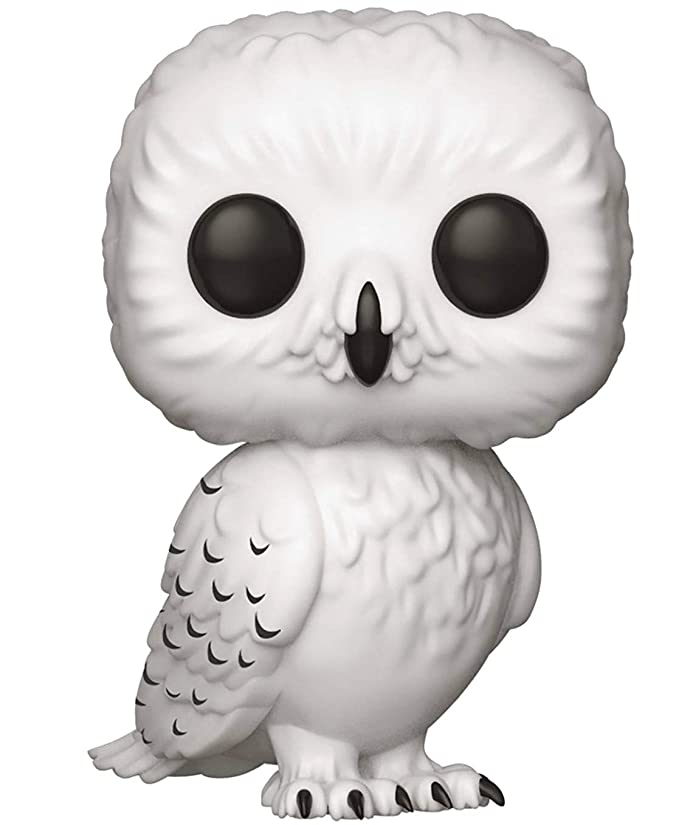 Amazon.com: HARRY POTTER - Hedwig (Owl) Funko Pop! Figura de ...