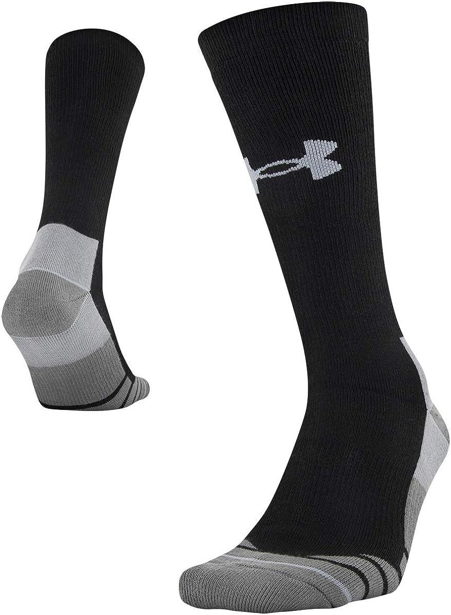 7-10.5 UA Under Armour Heatgear OTC All Sport WHITE Socks Women/'s Size Medium