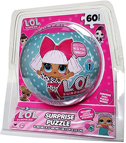 Spin Master LOL Surprise Puzzle Series 1 60 piece