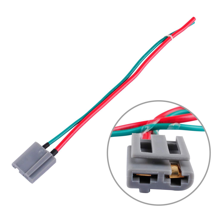 14 Gauge 2 Pin Quick Disconnect Harness Automotive 4 120 Volt Wire