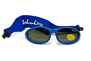 BOMIO Sonnenbrille Idol Eyes BW, blau