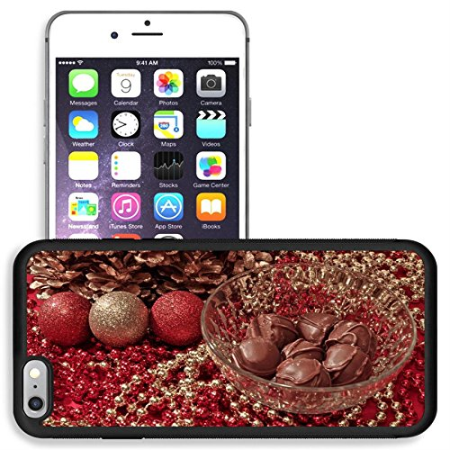 Liili Apple iPhone 6 Plus iPhone 6S Plus Aluminum Backplate Bumper Snap iphone6plus/6splus Case iPhone6 Image ID: 24170995 Tasty Homemade Truffles in a Crystal Bowl Set on an Elegant Holiday Table