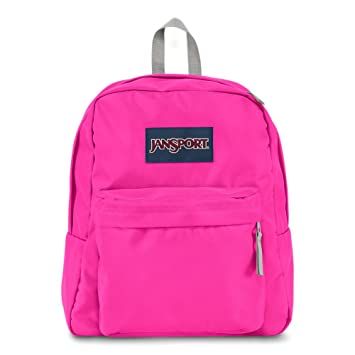 JanSport Spring Break Mini Backpack - Ultra Pink 6a9e56938e2d2